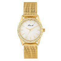 Montre Bracelet ANTONELI Montre Femme Quartz ANTS18067  doré