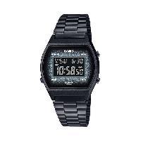 Montre Intelligente - Montre Connectee CASIO Collection Montre B640WBG-1BEF chrono. compte a rebours. alarme. calendrier automatique