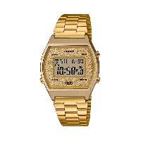Montre Intelligente - Montre Connectee CASIO Collection Montre B640WGG-9EF chrono. compte a rebours. alarme. calendrier automatique