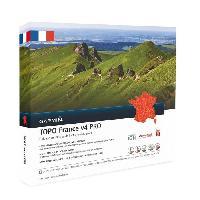 Montre Intelligente - Montre Connectee GARMIN Carte Topo France V5 Pro