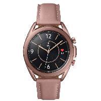 Montre Intelligente - Montre Connectee Galaxy Watch3 41 mm 4G Bronze Samsung