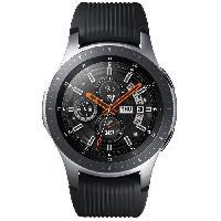 Montre Intelligente - Montre Connectee Galaxy Watch 46mm 4G. Gris Acier Samsung