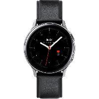 Montre Intelligente - Montre Connectee Galaxy Watch Active 2 40mm Acier 4G. Argent Samsung