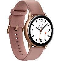 Montre Intelligente - Montre Connectee Galaxy Watch Active 2 40mm Acier 4G. Rose Samsung