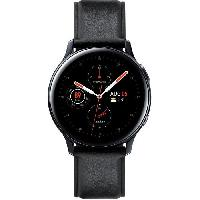 Montre Intelligente - Montre Connectee Galaxy Watch Active 2 40mm Acier. Noir Diamant Samsung