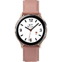 Montre Intelligente - Montre Connectee Galaxy Watch Active 2 40mm Acier. Rose Samsung