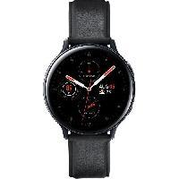 Montre Intelligente - Montre Connectee Galaxy Watch Active 2 44mm Acier 4G. Noir Samsung