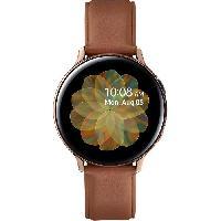 Montre Intelligente - Montre Connectee Galaxy Watch Active 2 44mm Acier. Or Brillant Samsung