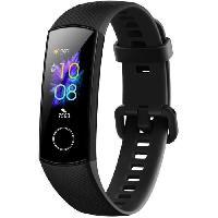 Montre Intelligente - Montre Connectee HONOR Band 5 Bracelet connecté Noir