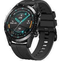 Montre Intelligente - Montre Connectee HUAWEI Watch GT 2 46mm Sport Noir