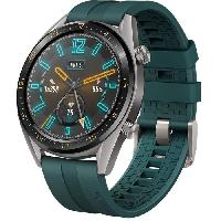 Montre Intelligente - Montre Connectee HUAWEI Watch GT Dark Green