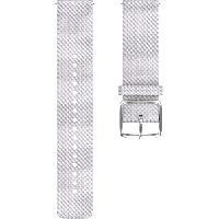 Montre Intelligente - Montre Connectee POLAR Demi bracelet interchangeable Vantage V - Taille S-M - Blanc