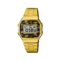 Montre Outdoor Montre Quartz A168WEGC-3EF Mixte