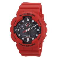 Montre Outdoor Montre Quartz Ga100b4aer Homme