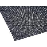 Moquettes Acoustiques Tissu acoustique 1.4x0.7m anthracite - ADNAuto