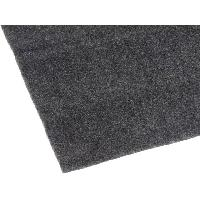 Moquettes Acoustiques Tissu acoustique 1.4x0.7m anthracite adhesif