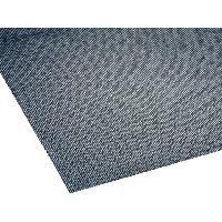 Moquettes Acoustiques Tissu acoustique 1.4x0.7m argent ADNAuto