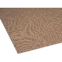 Moquettes Acoustiques Tissu acoustique 1.4x0.7m beige ADNAuto