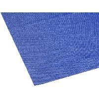 Moquettes Acoustiques Tissu acoustique 1.4x0.7m bleu ADNAuto