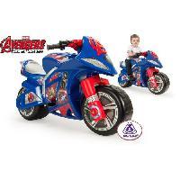 Moto - Scooter AVENGERS Moto electrique enfant 6V - Marvel - Injusa