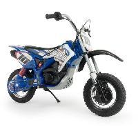 Moto - Scooter INJUSA - Moto Electrique 24V - Blue Fighter