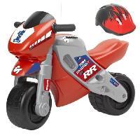 Moto - Scooter Porteur Motofeber 2 Racing Rouge