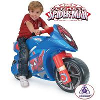 Moto - Scooter SPIDERMAN Grande Moto Winner Ultimate