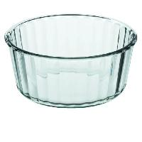 Moule A Gateau - Patisserie FINLANDEK Moule a soufflé verre - 18 cm