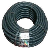 Moulure - Goulotte - Cache Fil - Plinthe - Gaine Range-fil - Clips JANOPLAST Gaine ICTA avec tire fil - Diametre 16mm - 50 m