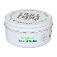 Mousse A Raser - Gel A Raser - Savon A Barbe BULLDOG Baume a barbe Original - 75 ml
