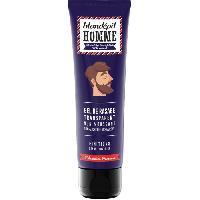 Mousse A Raser - Gel A Raser - Savon A Barbe Gel de rasage homme - Pour barbe et contours - 150 ml