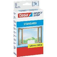 Moustiquaire De Fenetre - De Porte TESA Moustiquaire Standard pour fenetres - 1.5 m x 1.8 m - Blanc