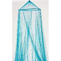 Moustiquaire De Lit Moustiquaire Ciel de Lit 60x250x1200 cm bleu