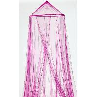 Moustiquaire De Lit Moustiquaire Fushia 60x250x1200