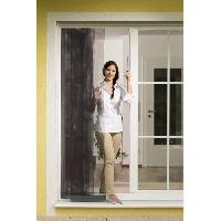 Moustiquaire De Lit RS Rideau de porte moustiquaire 100x220cm