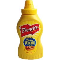 Moutarde FRENCH'S Sauce Moutarde Squeeze - 226 g