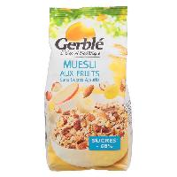 Muesli Muesli aux fruits - 420g