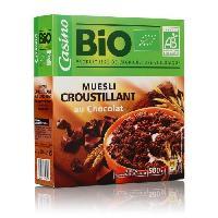 Muesli Muesli croustillant au chocolat BIO 500 g