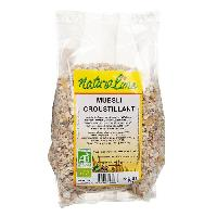 Muesli Muesli croustillant bio - 500 g