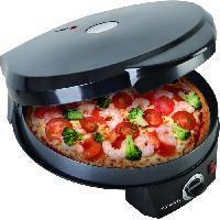 Multicuiseur Electrique TRIOMPH ETF1599 Multicuiseur pizza tarte crepe - Noir
