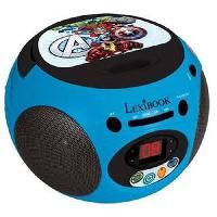Multimedia Enfant CR1-02543-EU-INT CD Boombox Avengers