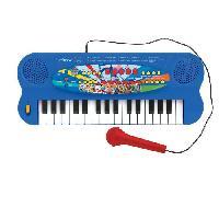 Multimedia Enfant Clavier Électronique Musical avec Micro (32 touches) Pat Patrouille