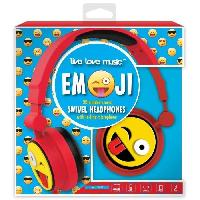 Multimedia Enfant DGL TOYS casque audio enfant audio Emoticon Clin d'oeil