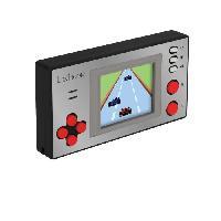 """Multimedia Enfant LEXIBOOK Console de Jeux Portable. 150 Jeux. Écran LCD 1.8"""" - Aucune"""