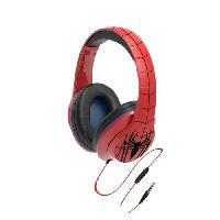 Multimedia Enfant SPIDERMAN casque audio enfant Stéréo - Microphone intégré - Ekids