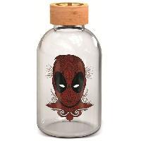 Multisport STOR - Deadpool - Bouteille (Petite) en verre - Réutilisable