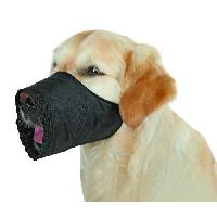 Museliere TRIXIE Museliere polyester XS?S noir pour chien