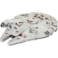 Navette Spatiale A Construire - Vaisseau A Construire Build & Play SW Build & Play Millenium Falcon 06765 Star Wars Gamme Build & Play - Revell