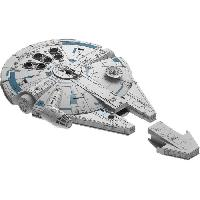 Navette Spatiale A Construire - Vaisseau A Construire Build & Play SW Build & Play Millenium Falcon 06767 Star Wars Gamme Build & Play - Revell