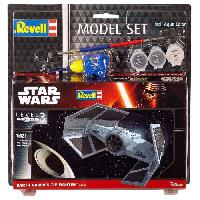 Navette Spatiale A Construire - Vaisseau A Construire REVELL Maquette Model set Star Wars Darth Vader's Tie Figh 63602